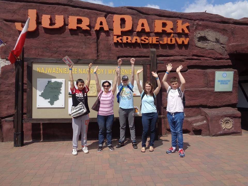 Wycieczka do DinoPark