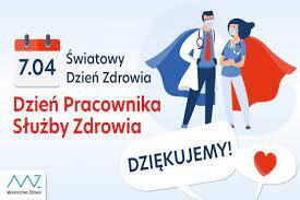 Dziś Światowy Dzień Zdrowia i i Dzień Pracownika Służby Zdrowia | naTemat.pl